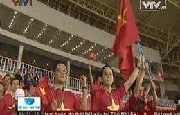 SEA Games 27: Phản ứng của CĐV Việt Nam sau thất bại của U23