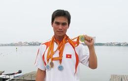 SEA Games 27: Tấm huy chương bạc kỳ lạ của canoeing Việt Nam