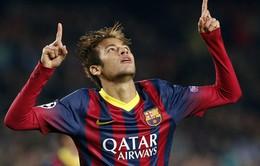 Barcelona 6-1 Celtic: Đêm diễn của Neymar (VIDEO)