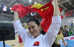 SEA Games 27: Sự trở lại ấn tượng sau chấn thương của nữ hoàng kata Hoàng Ngân