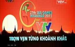 SEA Games 27, ngày 13/12: Lịch thi đấu và tường thuật trực tiếp