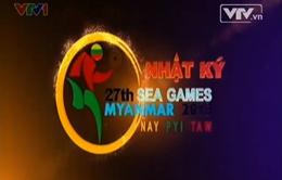 Nhật ký SEA Games ngày 12/12: Kỳ tích của Ánh Viên