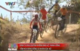 SEA Games 27: Ngày buồn của đội xe đạp Việt Nam