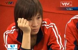 SEA Games 27: Tấm HCV thấm đẫm nước mắt của đô vật nữ Nguyễn Thị Lụa