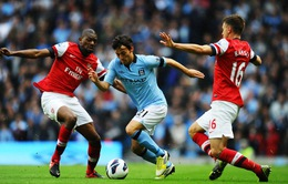 """Manchester City - Arsenal: Ngày """"Pháo thủ"""" thể hiện bản lĩnh"""