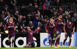 """Barcelona - Villarreal: Đánh đắm """"Tàu ngàm vàng"""""""