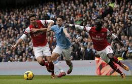 Tổng hợp bóng đá châu Âu cuối tuần: Man City phô trương sức mạnh