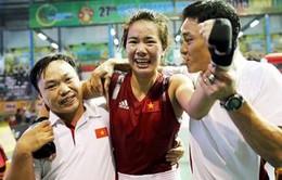 SEA Games 27: Nhìn lại tấm HCV lịch sử của nữ võ sĩ H'Mông