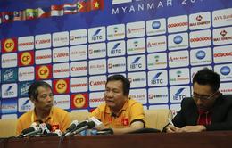 """Hạ U23 Lào, """"tướng"""" Phúc mơ đến chiến thắng U23 Malaysia"""