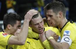 Hoffenheim 2-2 Dortmund: Ngược dòng ngoạn mục (VIDEO)
