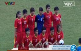 SEA Games 27: Nhìn lại thành công của ĐT nữ Việt Nam