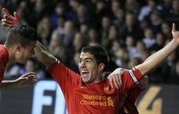 Tổng hợp bóng đá châu Âu cuối tuần: Liverpool vùi dập Tottenham