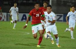 SEA Games 27: Tổng hợp bảng B môn bóng đá nam
