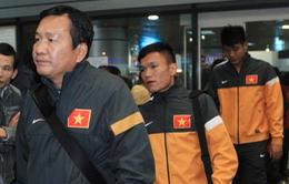 SEA Games 27: U23 Việt Nam tê tái ngày về