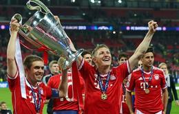 Bayern Munich và những con số ấn tượng ở mùa giải 2012/13