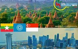 SEA Games 27: Chào tạm biệt Myanmar, hẹn gặp lại ở Singapore 2015