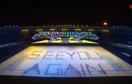 SEA Games 27: Nhìn lại lễ bế mạc triệu đô của Myanmar
