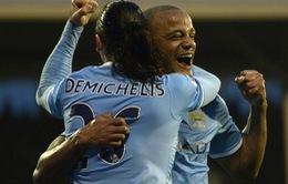 Fulham 2-4 Man City: Kompany, anh hùng và tội đồ (VIDEO)