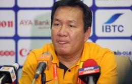 VFF chưa duyệt đơn xin từ chức của HLV Hoàng Văn Phúc