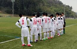 U19 sẽ được tập huấn nước ngoài trong năm 2014