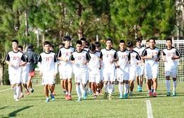 U19 Việt Nam trước những thử thách đẳng cấp ở giải trẻ Nutifood
