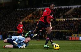 """Norwich 0-1 Man Utd: """"Quỷ đỏ"""" thắng nhờ may mắn"""
