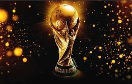 Cúp vàng FIFA World Cup đã đến Việt Nam