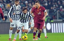 """Juventus 3-0 AS Roma: """"Bầy Sói"""" bị vùi dập ở Turin (VIDEO)"""