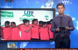 U19 Việt Nam vui hết mình ở đêm giao lưu văn nghệ giải U19 Quốc tế Nutifood