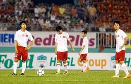 Các cầu thủ U19 Việt Nam nghẹn ngào xin lỗi NHM trên facebook