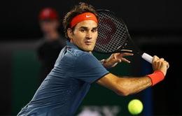 Australian Open 2014: Federer vắng mặt trong top 4 danh sách hạt giống
