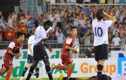 U19 Việt Nam 2-3 U19 Tottenham: Tổng hợp bàn thắng (VIDEO)