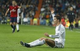Real Madrid 2-0 Osasuna: Ronaldo vô duyên (VIDEO)