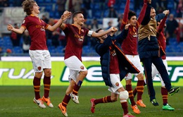 AS Roma 4-0 Genoa: Trút giận sau thảm bại (VIDEO)