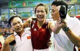 Quyền anh Việt Nam đặt hy vọng huy chương tại ASIAD 17 vào các nữ võ sĩ