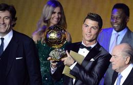Quả bóng Vàng FIFA 2014: Những kẻ thù của Ronaldo và Messi