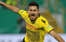 Chuyển nhượng 18/1: Barca đã thuyết phục được Dortmund bán Gundogan