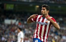 Chuyển nhượng 19/1: Trước đại chiến Man Utd, Chelsea hỏi mua Diego Costa