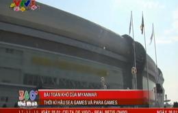 Bài toán khó của Myanmar thời kì hậu SEA Games và Para Games
