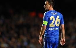 Chuyển nhượng 24/1: Sau Mata, thủ quân Terry có thể chia tay Chelsea