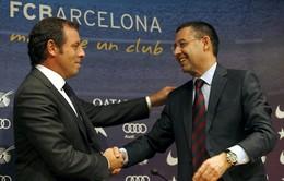 Bê bối ở Camp Nou: Rosell từ chức, tân Chủ tịch hứa phanh phui vụ Neymar
