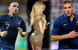 Những diễn biến mới nhất về vụ xét xử Ribery và Benzema