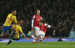 Arsenal 4-0 Coventry: Tổng hợp bàn thắng