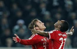 Vì đâu Juventus, Bayern, PSG chiếm ưu thế dẫn đầu tuyệt đối!