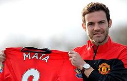 Cập bến Old Trafford, Mata khẳng định M.U vẫn có thể vô địch