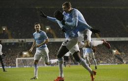 Tottenham 1-5 Man City: Vùi dập Spurs, Man xanh chiếm ngôi đầu (VIDEO)