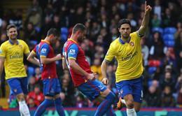 Arsenal - Crystal Palace: Lấy lại ngôi đầu (23h00, K+1)