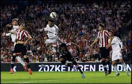 A.Bilbao - Real Madrid: Điểm tựa San Mames (3h00 ngày 3/2, BĐTV)