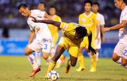 V.League vòng 4: Tâm điểm xứ Thanh