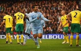 Norwich City - Manchester City: Man xanh trút giận (22h00, Thể thao TV)